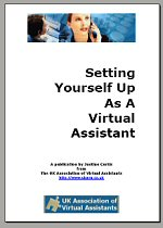 Setting Yourself Up As A Virtual Assistant